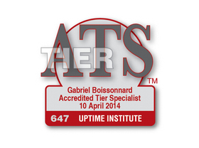 ATS Gabriel Boissonnard Accredited Tier Specialist