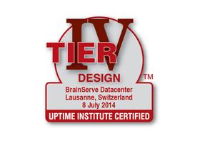 Tier IV Design BrainServe Datacenter